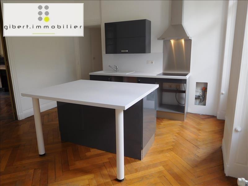 Rental apartment Le puy en velay 736,79€ CC - Picture 4