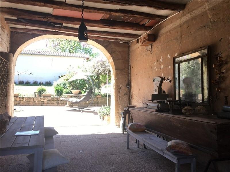 Vente maison / villa Sourcieux les mines 360000€ - Photo 1