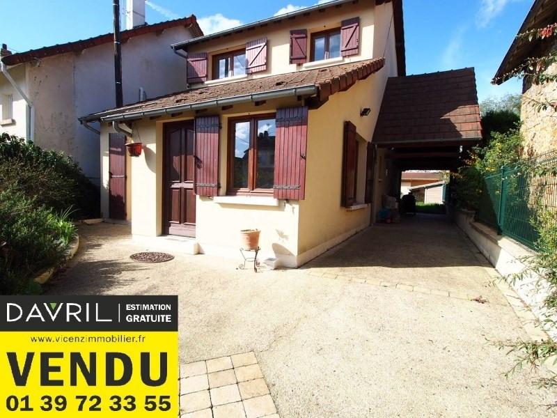 Vente maison / villa Conflans ste honorine 379000€ - Photo 1