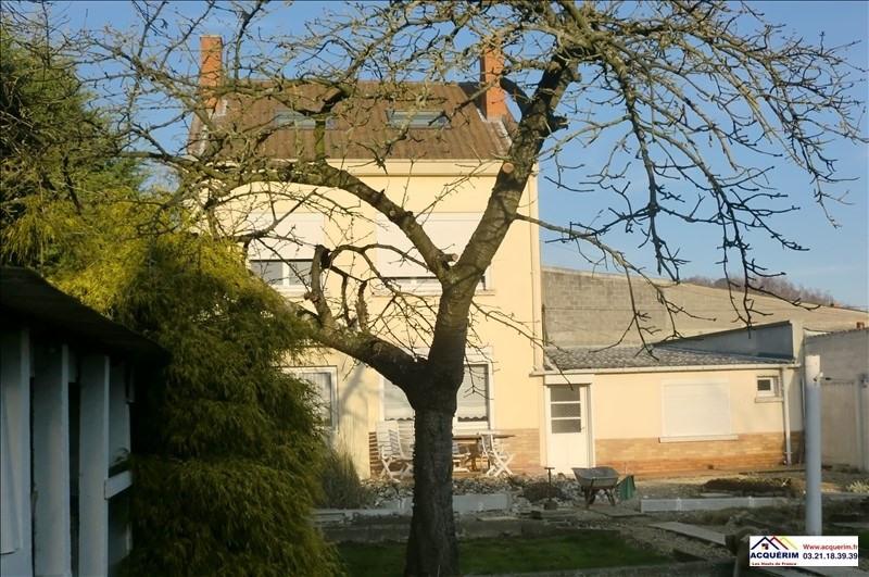 Produit d'investissement maison / villa Ostricourt 218000€ - Photo 1