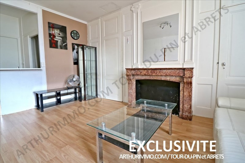 Vente appartement La tour du pin 74 000€ - Photo 3