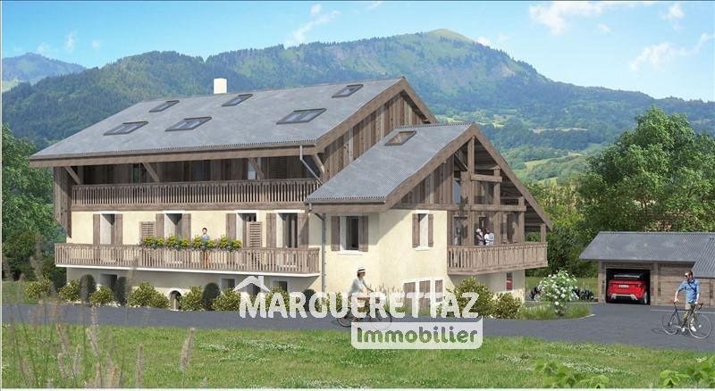 Sale apartment Morillon 200000€ - Picture 2