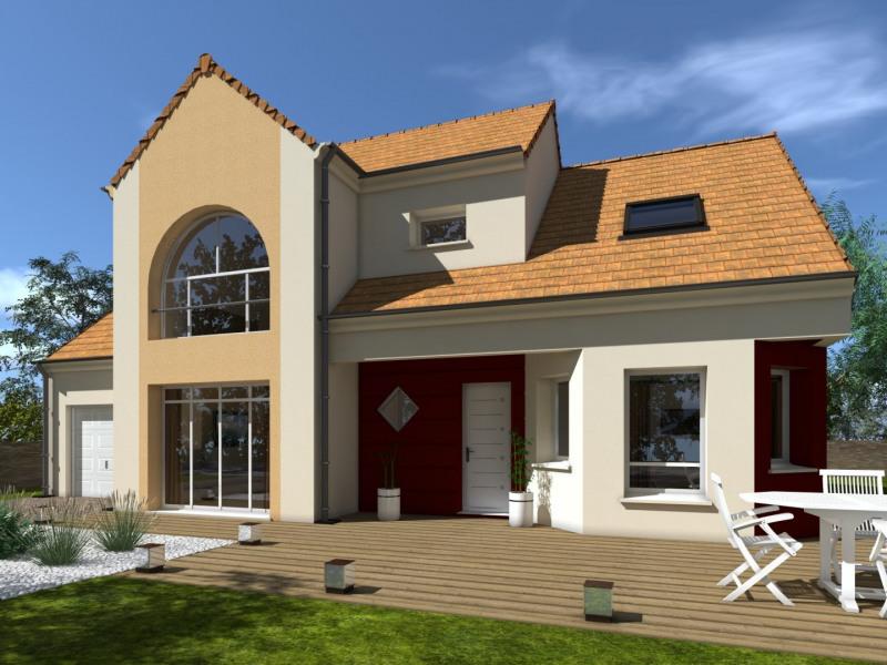 Maison  5 pièces + Terrain 592 m² Mittainville (78125) par MAISONS LELIEVRE