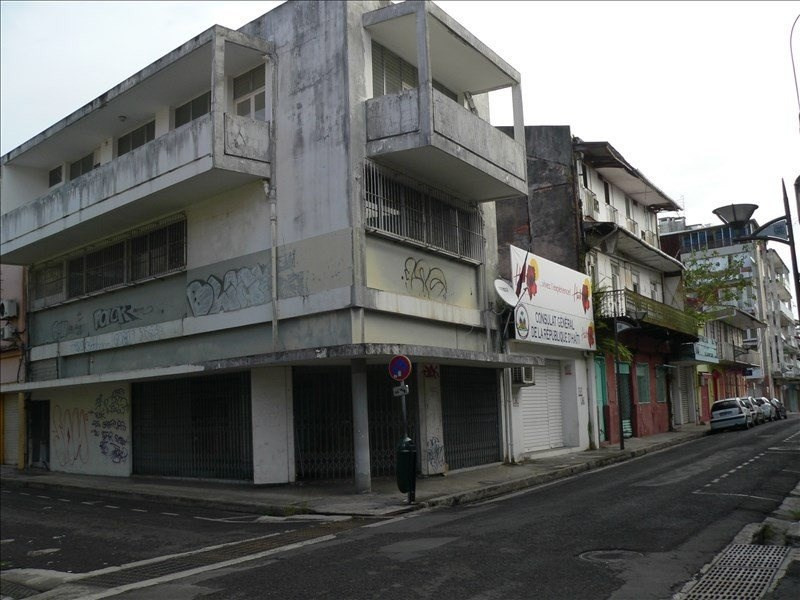 Sale building Pointe a pitre 230 000€ - Picture 1