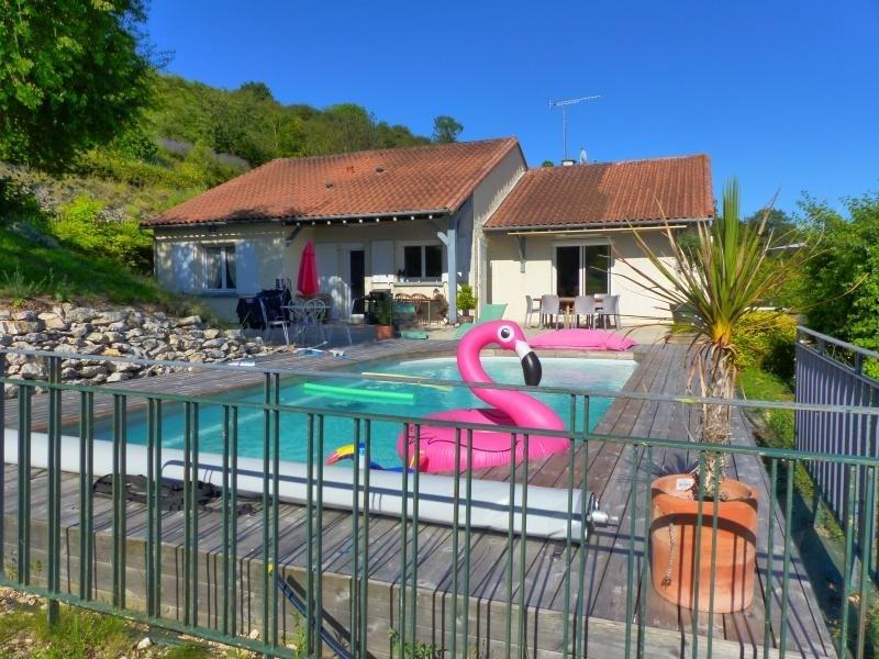 Sale house / villa Migne auxances 365000€ - Picture 1