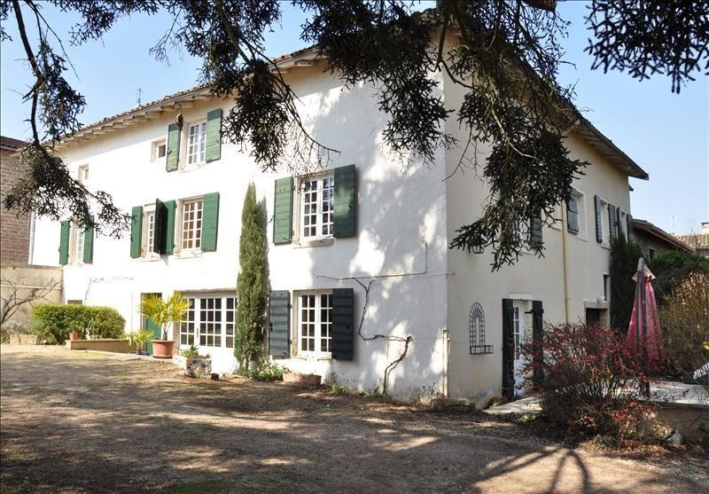 Vente de prestige maison / villa Villefranche sur saone 597000€ - Photo 2