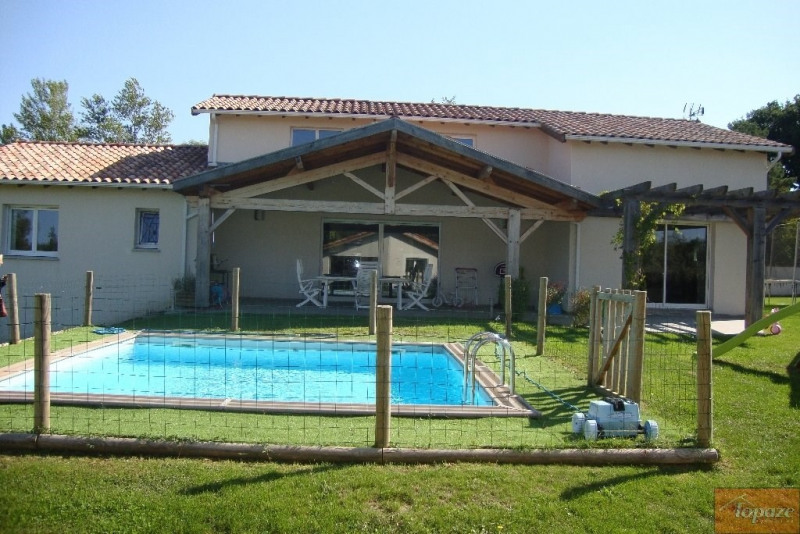 Vente de prestige maison / villa Montbrun-lauragais 520000€ - Photo 1