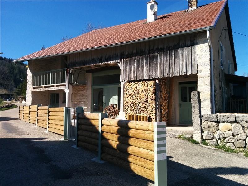 Vente maison / villa Hauteville lompnes 269000€ - Photo 1