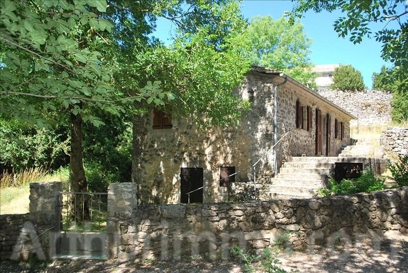 Sale house / villa La couvertoirade 149800€ - Picture 1