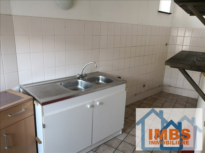 Rental apartment Strasbourg 500€ CC - Picture 2