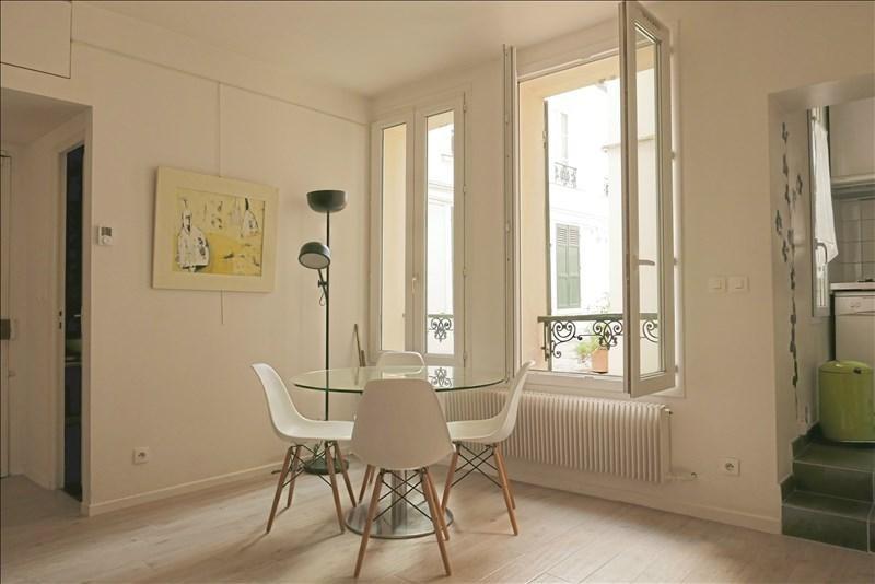 Vente appartement Paris 6ème 294000€ - Photo 2