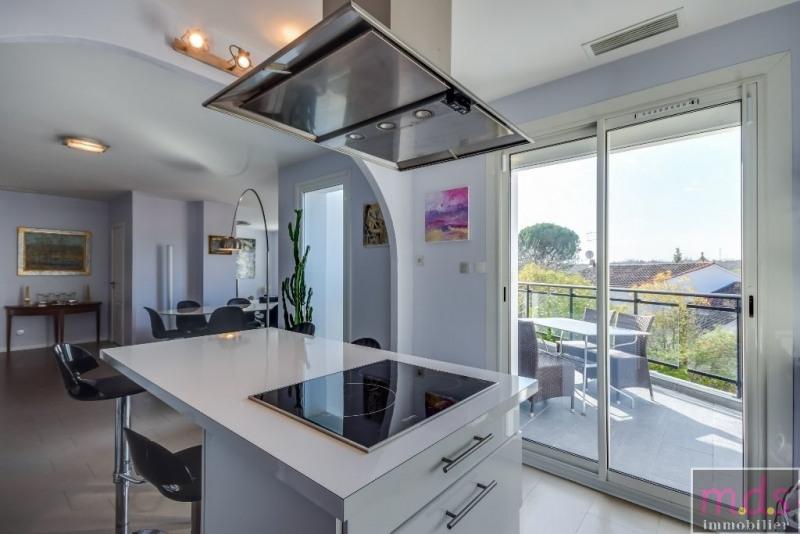 Deluxe sale house / villa Montrabe 551000€ - Picture 3