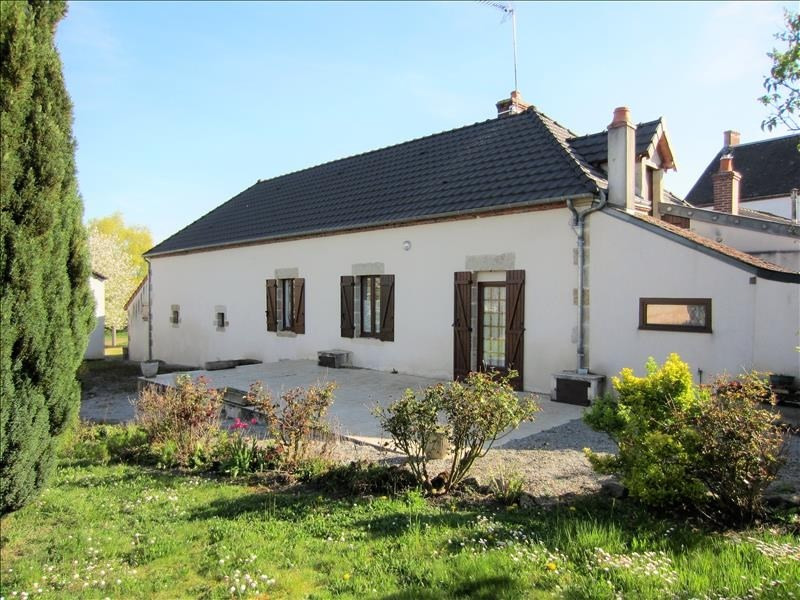 Vente maison / villa Bresnay 110000€ - Photo 1