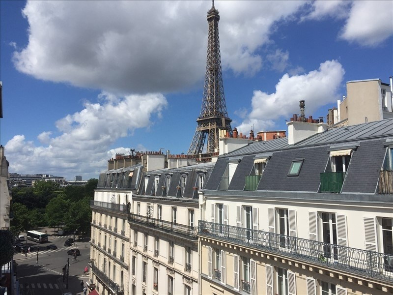 Location appartement Paris 7ème 1 135€ CC - Photo 1