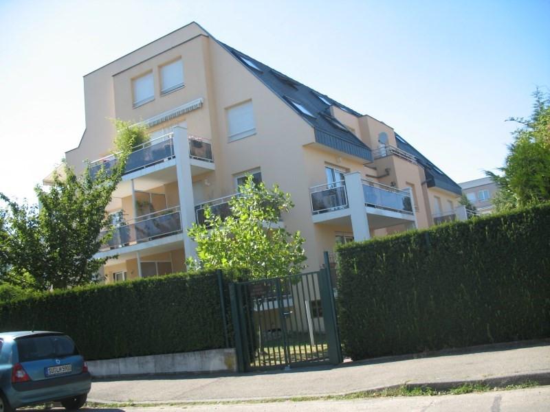 Location appartement Strasbourg 1060€ CC - Photo 1