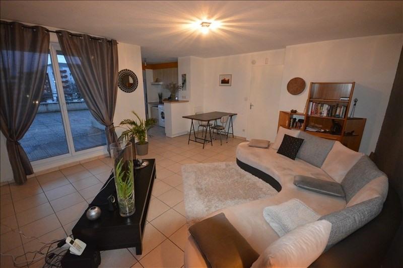 Verkoop  appartement L'isle d'abeau 134000€ - Foto 3