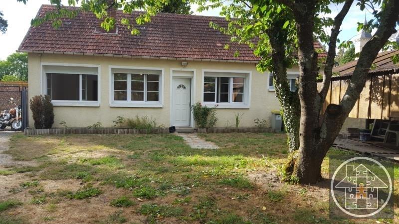Location maison / villa Le plessis brion 750€ CC - Photo 1