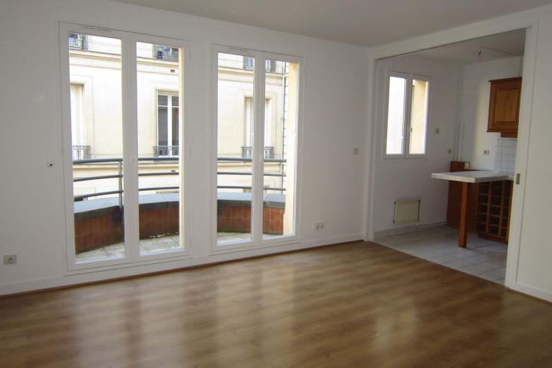 Rental apartment Paris 9ème 1590€ CC - Picture 3