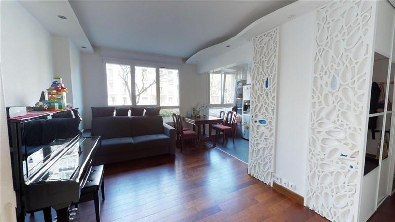 Sale apartment Paris 15ème 629000€ - Picture 4