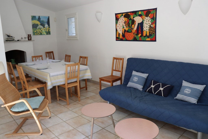 Vacation rental house / villa Cavalaire sur mer 1 300€ - Picture 6