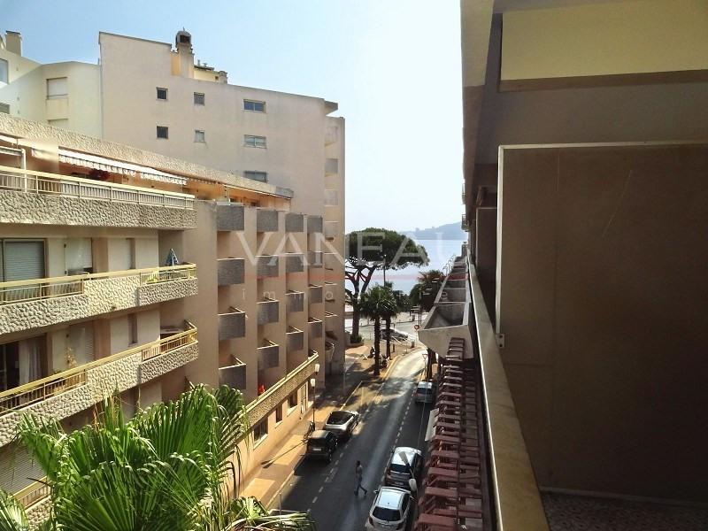 Vente appartement Juan-les-pins 265000€ - Photo 1