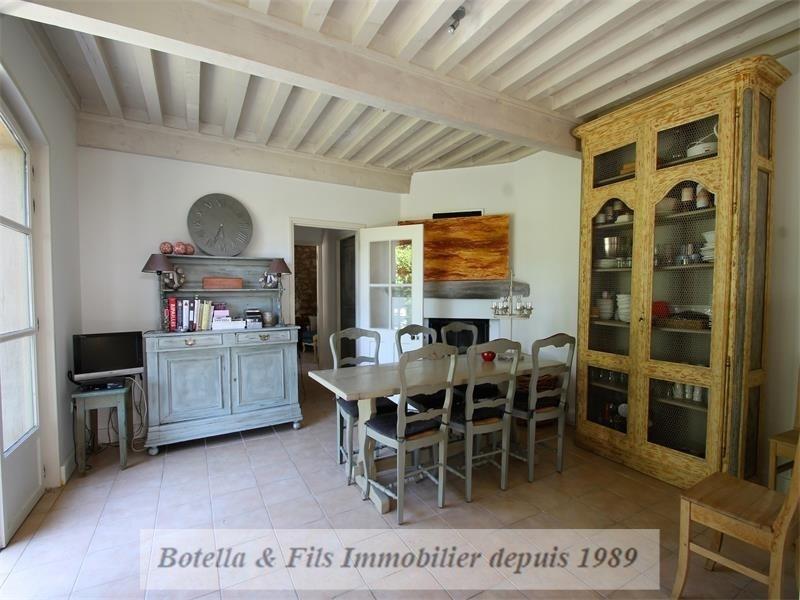Deluxe sale house / villa Uzes 849000€ - Picture 7