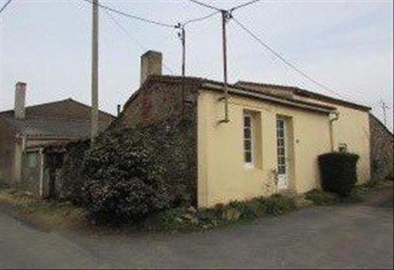 Vente maison / villa Landemont 89990€ - Photo 1