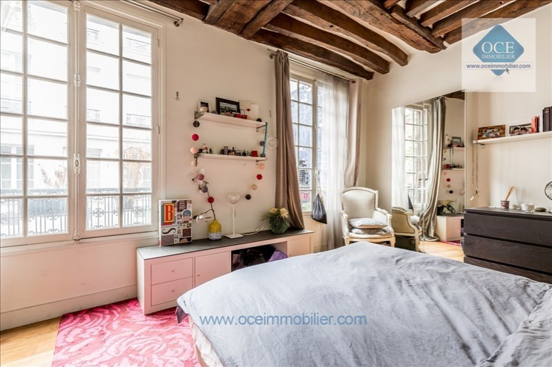Vente de prestige appartement Paris 3ème 770 000€ - Photo 3
