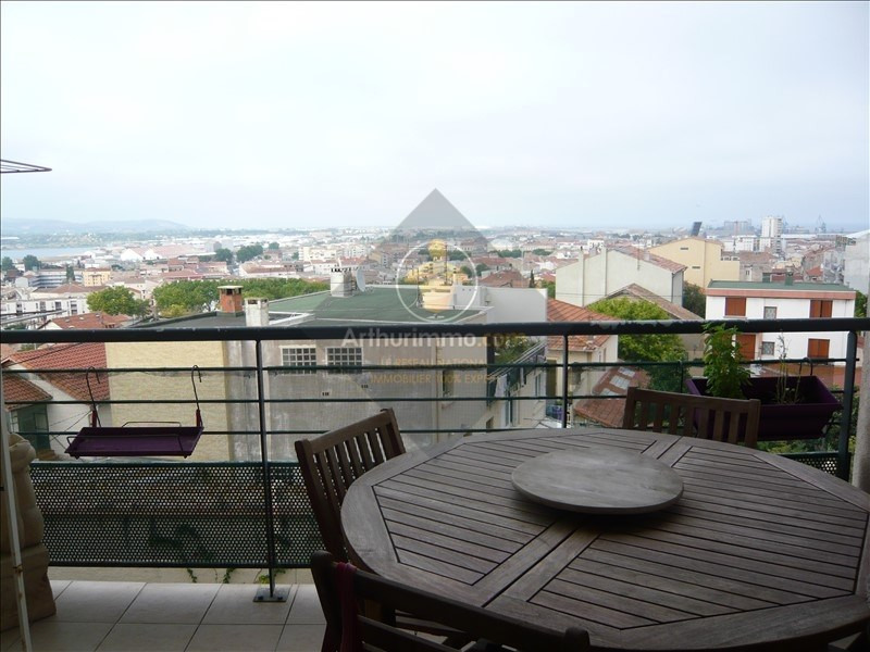 Vente appartement Sete 212000€ - Photo 1