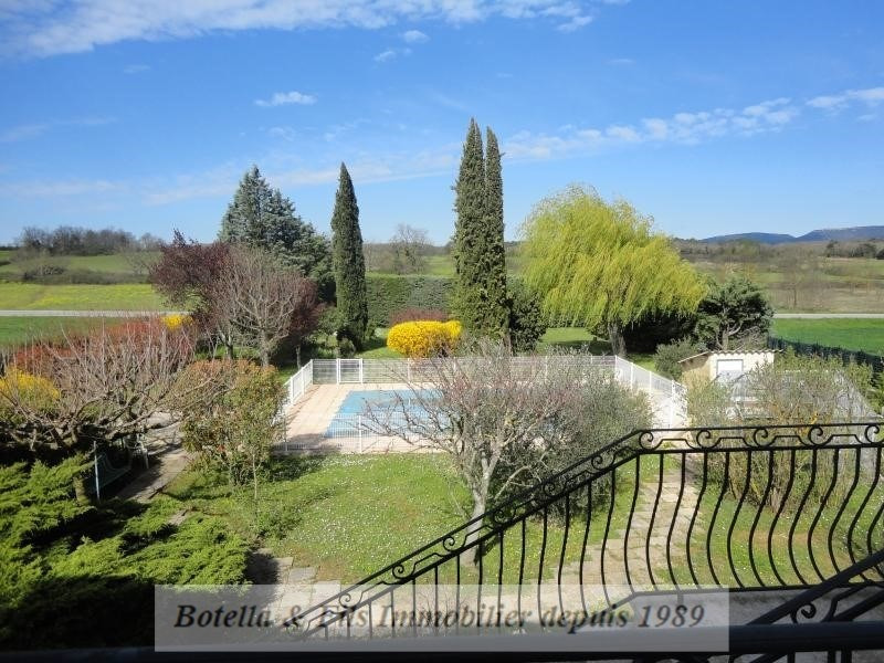 Sale house / villa Barjac 288000€ - Picture 1
