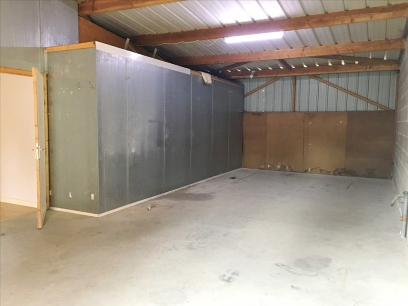 Location local commercial Fougeres 800€ HT/HC - Photo 5
