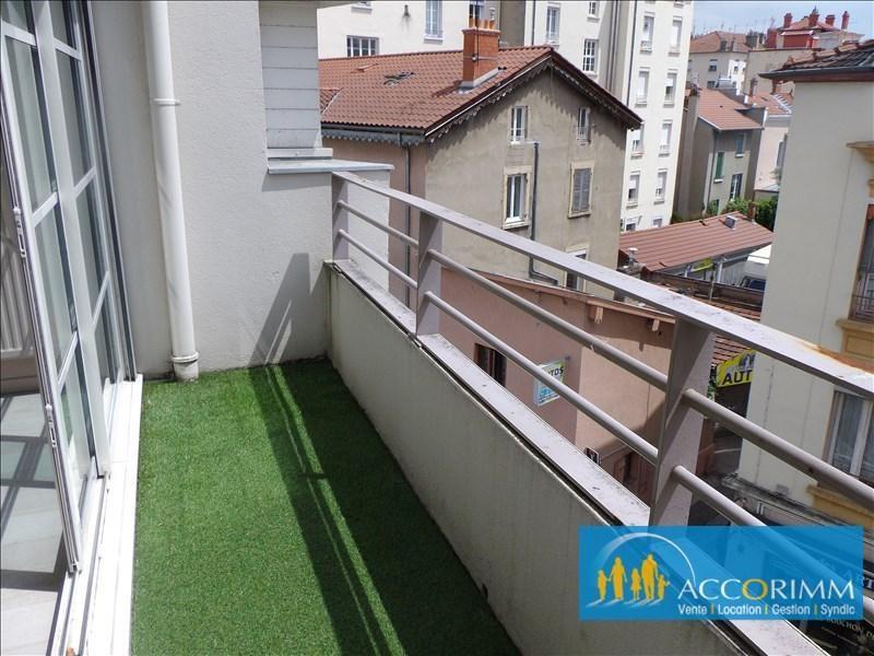 Venta  apartamento Lyon 3ème 325000€ - Fotografía 7