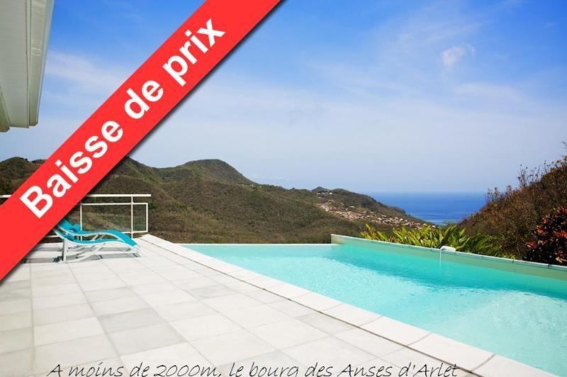 Vente de prestige maison / villa Anses d'arlet 1097250€ - Photo 1