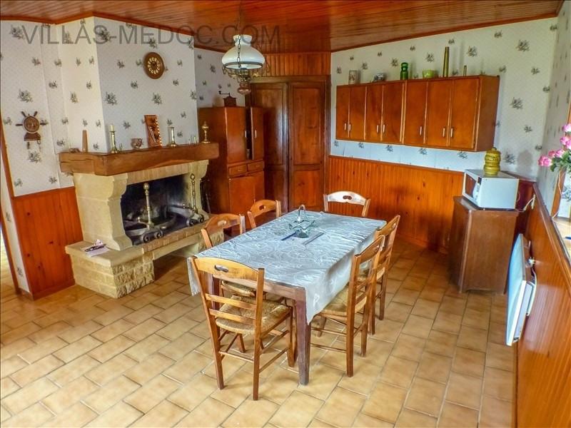 Vente maison / villa Jau dignac et loirac 159800€ - Photo 4