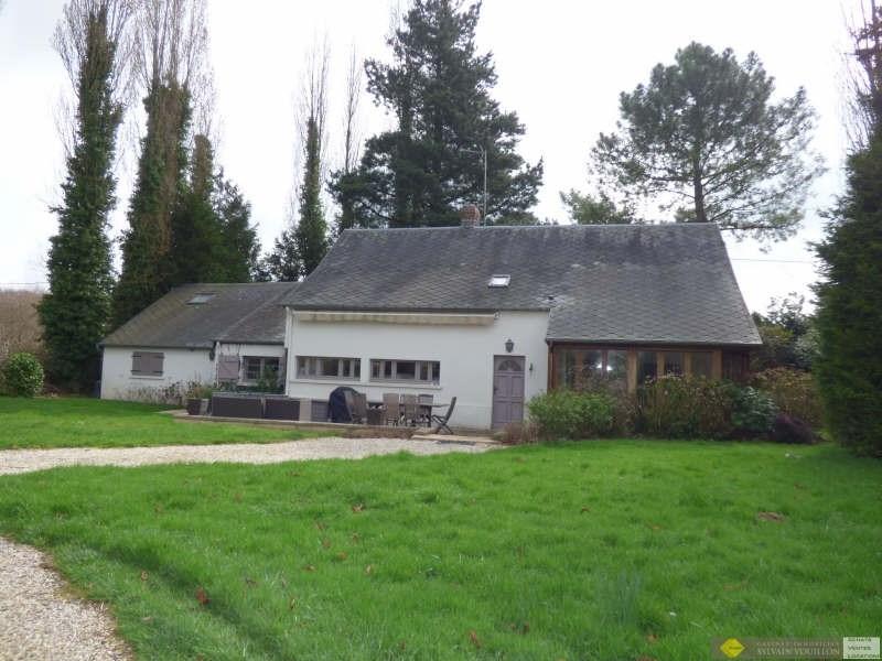Sale house / villa Villers sur mer 470000€ - Picture 1