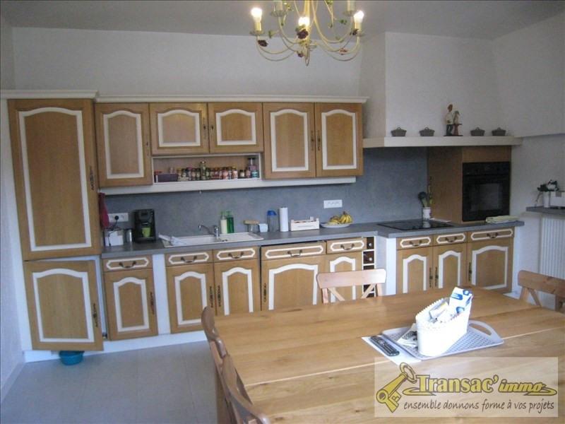 Sale house / villa Puy guillaume 154425€ - Picture 2