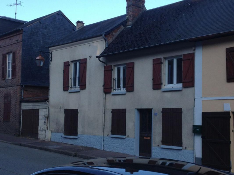 Vente maison / villa Broglie 55 000€ - Photo 1