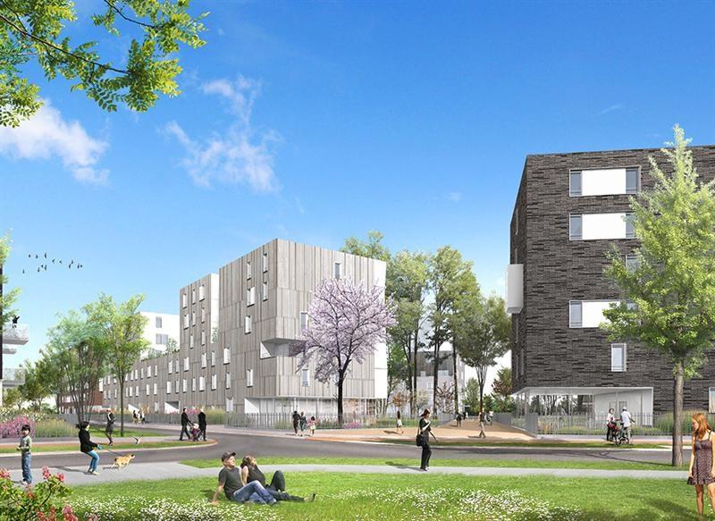 Koenig 39 s park tr3 programme immobilier neuf strasbourg for Immobilier strasbourg neuf