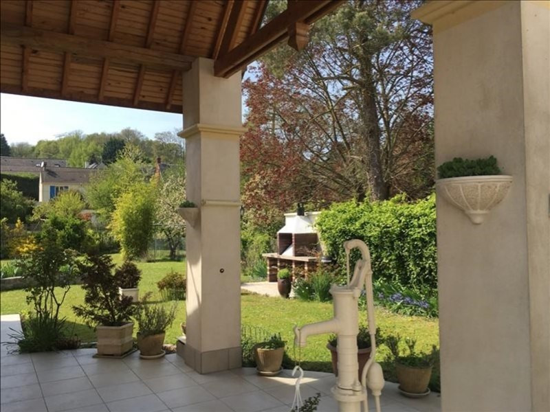 Vente maison / villa Mortefontaine en thelle 377 000€ - Photo 6