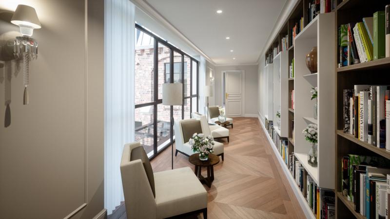 Revenda residencial de prestígio palacete Paris 7ème 39900000€ - Fotografia 8