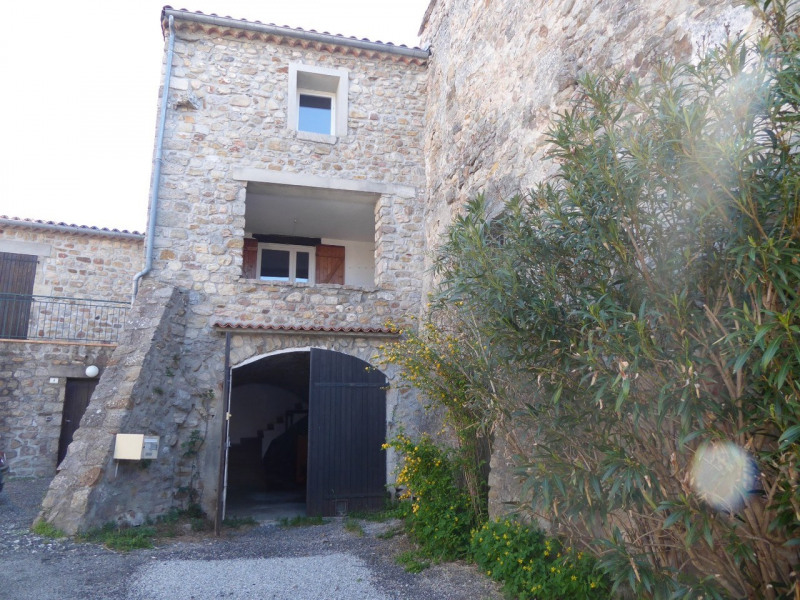 Vente maison / villa Uzer 133000€ - Photo 1