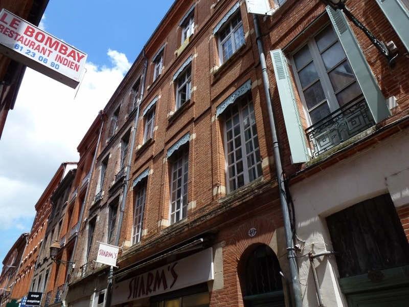 Rental apartment Toulouse 428€ CC - Picture 1