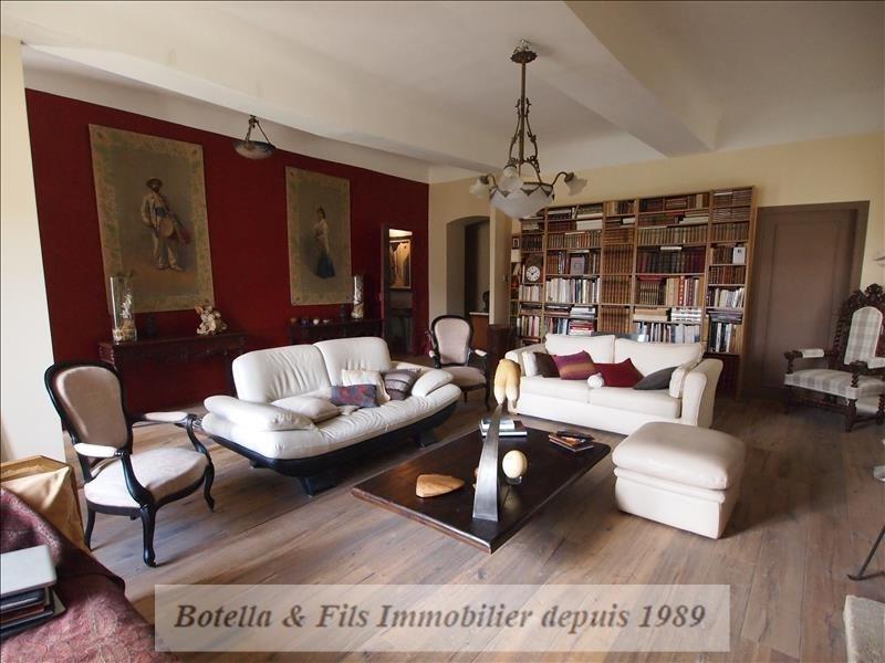 Vente maison / villa Uzes 526000€ - Photo 7
