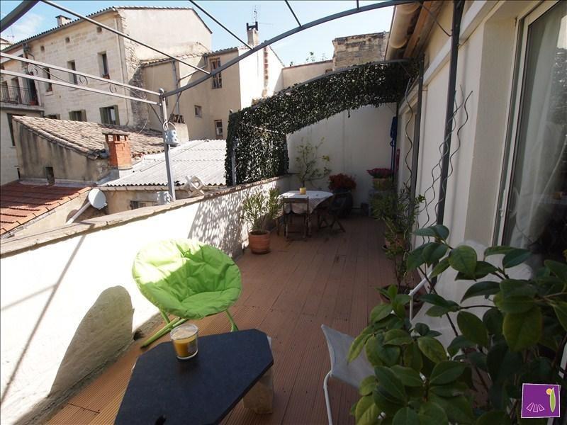 Verkoop  appartement Uzes 310000€ - Foto 4