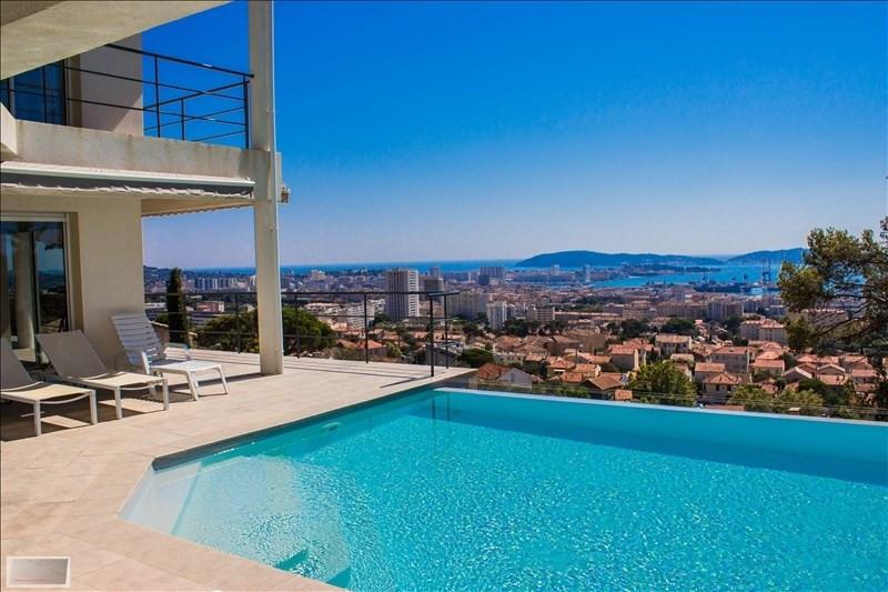 Verkauf von luxusobjekt haus Toulon 1130000€ - Fotografie 2