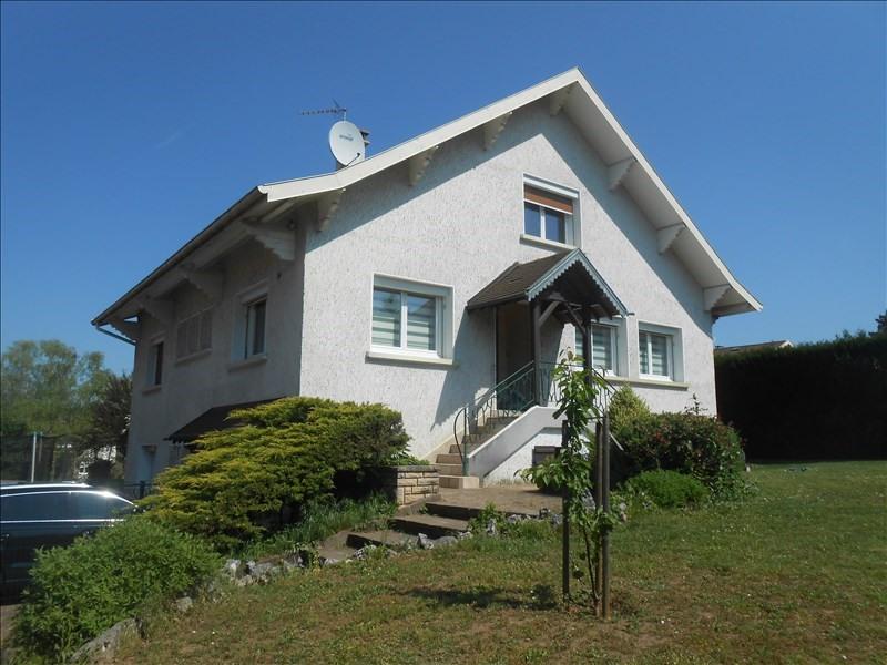 Vente maison / villa Oyonnax 235000€ - Photo 1