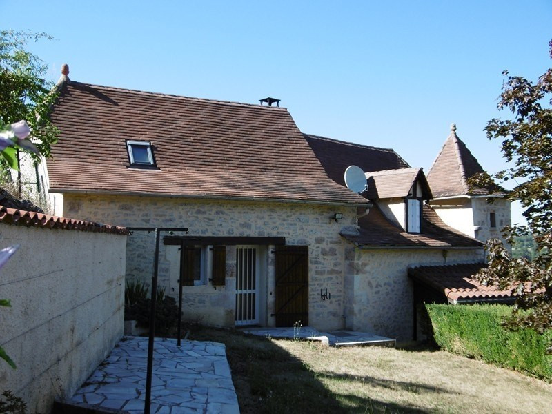 Vente maison / villa Figeac 159 750€ - Photo 1