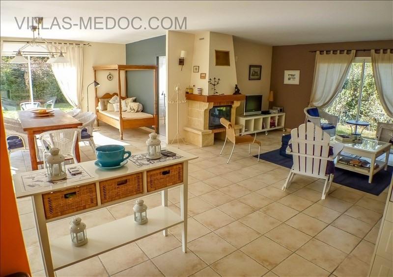 Vente maison / villa Vensac 235000€ - Photo 3