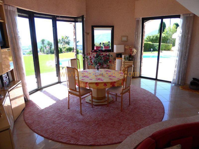 Verkauf auf rentenbasis haus Mandelieu-la-napoule 324000€ - Fotografie 8