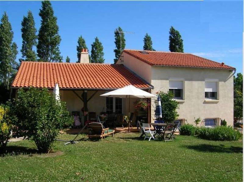 Vente maison / villa Lussant 274300€ - Photo 1